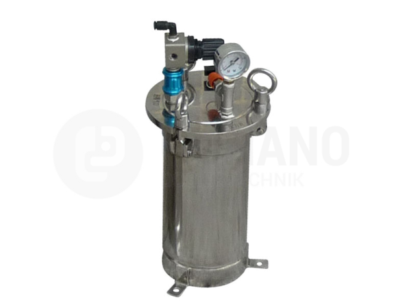 Druckbehälter 2 Liter, Edelstahl