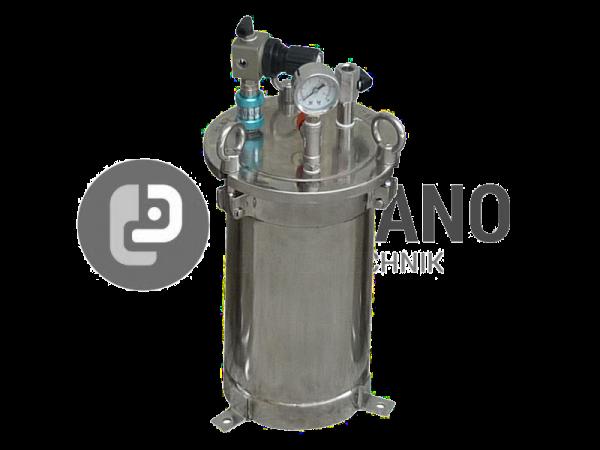 Druckbehälter 3 Liter, Edelstahl