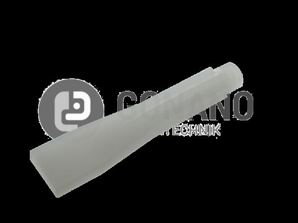 Rechteckdüse Länge 111 mm Öffnung 3,1 x 19 mm