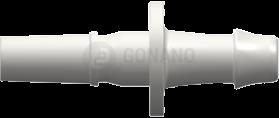 Fitting männlich Slip(Serie 500R)f. Schlauch 4,0 mm weiß
