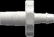 Fitting männlich Slip (Serie 500) f. Schlauch 2,4 mm weiß