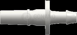Fitting männlich Slip(Serie 500L)f. Schlauch 3,2 mm weiß
