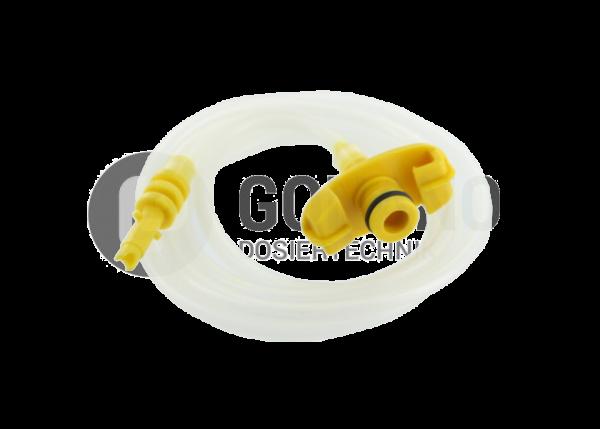 Adapter 5 cc gelb